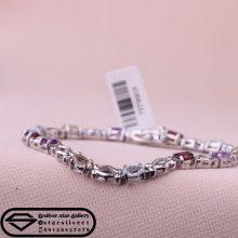 دستبند جواهری-نگین اصل