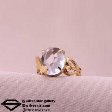 انگشتر در نجف تراش الماسی