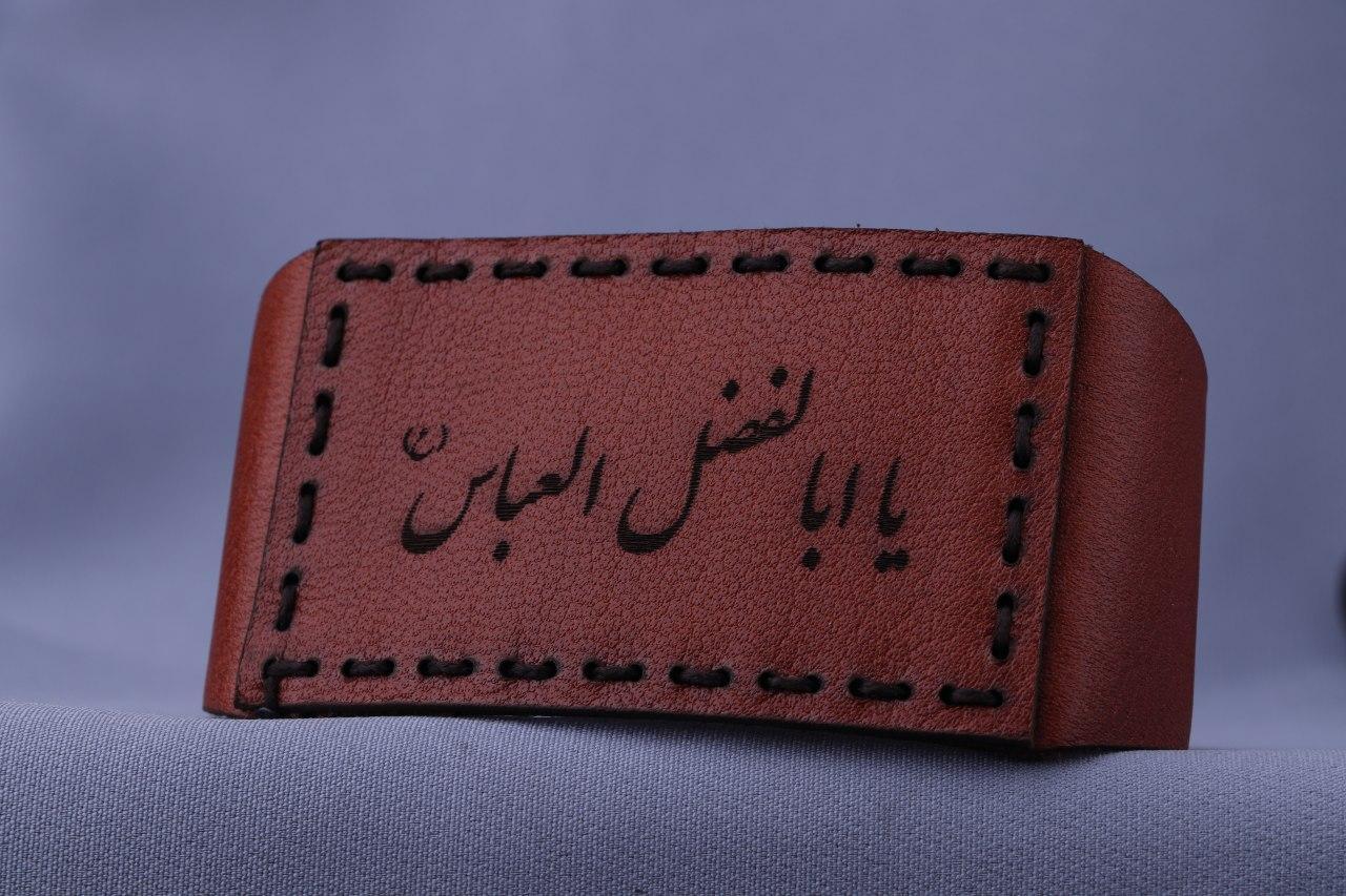 بازوبند-حرز دستنویس و کامل امام جواد علیه السلام طرح هشت