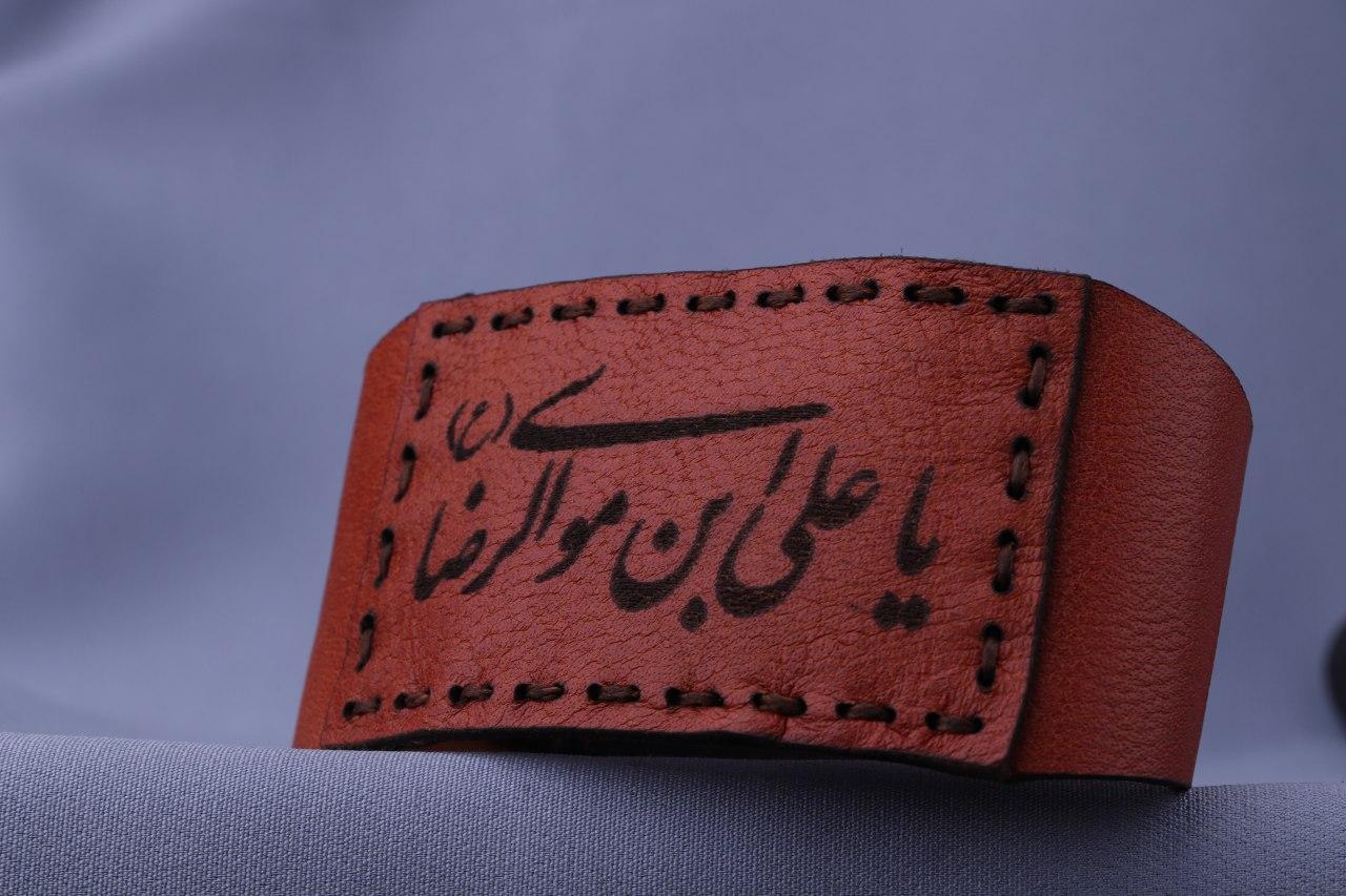 بازوبند-حرز دستنویس و کامل امام جواد علیه السلام طرح دهم